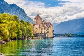 Hrad Chillon