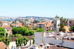Apartmán Le Gallaté (Golfe Juan)
