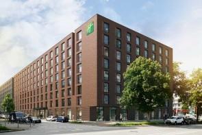Hotel Holiday Inn Hamburg Berliner Tor