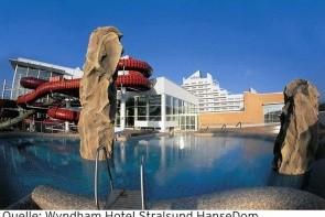 Hotel Wyndham Stralsund, Hansedom