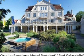 Boutique Hotel Badehof
