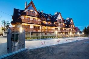Gerlach House & Spa Z Sauną