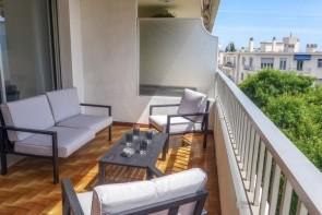 Apartmán Le Clos Tranquille (Nice)