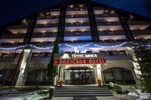 Garni Hotel Savica: Rekreační Pobyt 7 Nocí