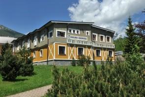 Apartmány Kamzík-Starý Smokovec