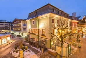 Hotel Grüner Baum***, Jaro-Podzim, Zell Am See