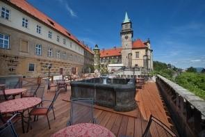 Ea Zámecký Hotel Hrubá Skála