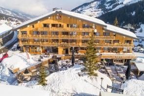 Hotel Madame Vacances Le Mottaret