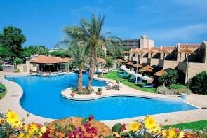 Palm Beach Hotel, Larnaka, Kypr