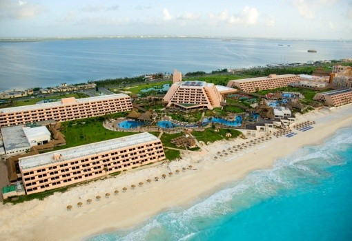 The Pyramid at Grand Oasis Cancún