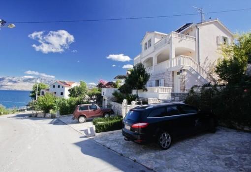 Apartmány Irina 2