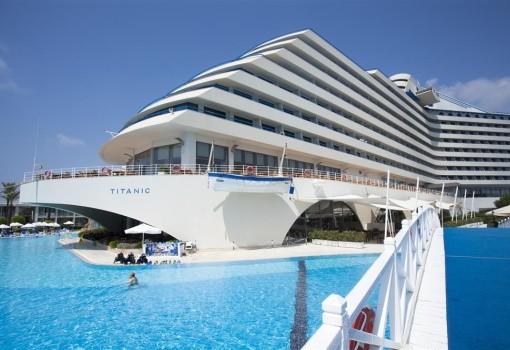 Titanic Beach Lara (ex. Titanic DeLuxe Beach & Resort)