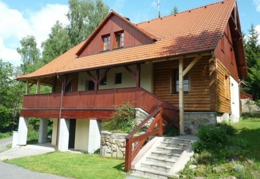 Chata Jenišov 3188