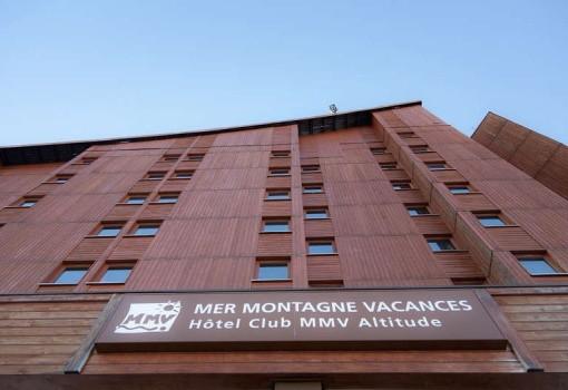 Club MMV Altitude Arc 2000 (Bourg-Saint-Maurice)