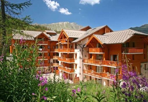 Residence L´Albane (Les Claux)