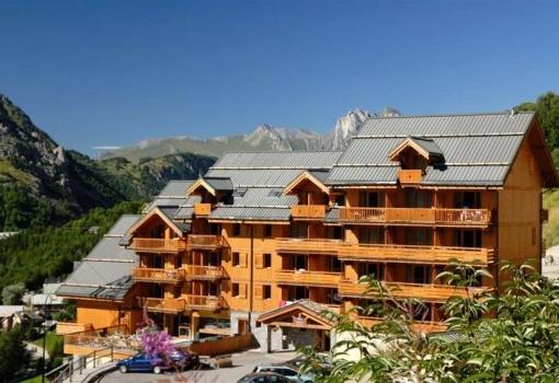 Residence Hameau et Chalets de la Vallee d´Or