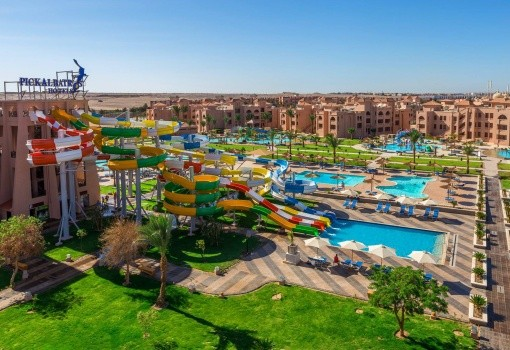 Pickalbatros Aqua Park (ex. Albatros Garden Resort)