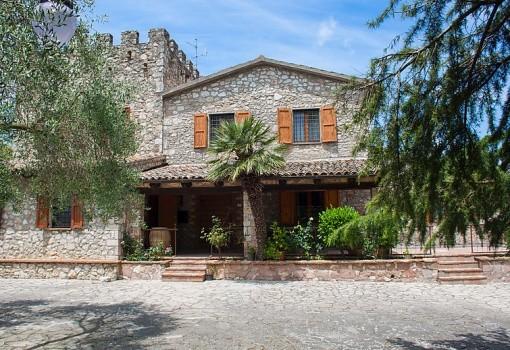 Vila Olivo Secolare (Todi)