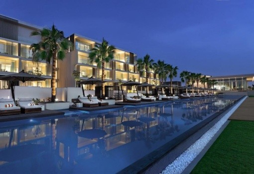 The Oberoi Beach Resort (Al Zorah)