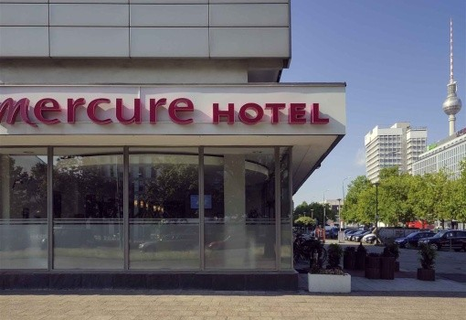 Mercure Berlin am Alexanderplatz