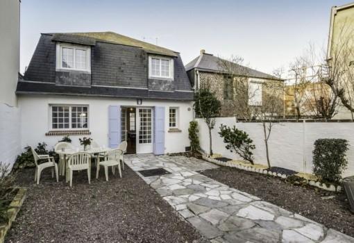 Vila Kergorlay (Deauville-Trouville)