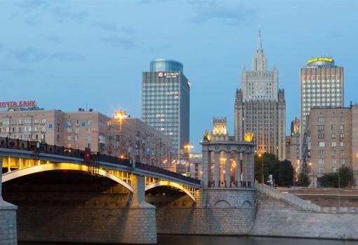 AZIMUT Smolenskaya Moscow (Moskva)