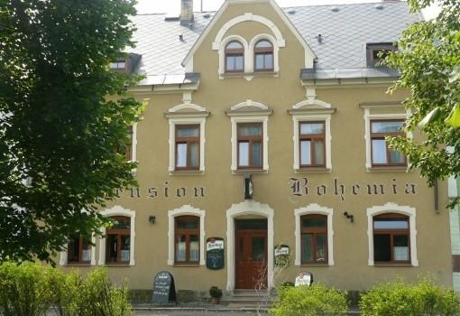 Penzion Bohemia (Horní Blatná)