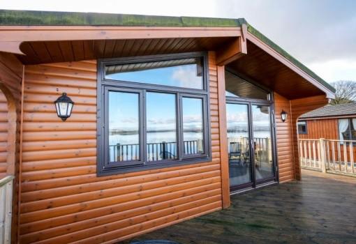 Loch Leven Lodge
