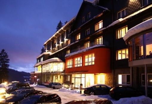 Spa hotel Lanterna (Velké Karlovice)