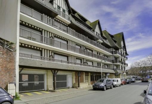 Apartmán La Deauvillaise