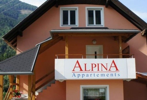 Alpina apartments