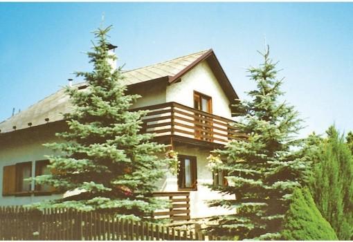 Prázdninový dům Hojná Voda TBB529