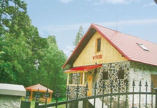 Prázdninový dům Tatranská Kotlina TST336