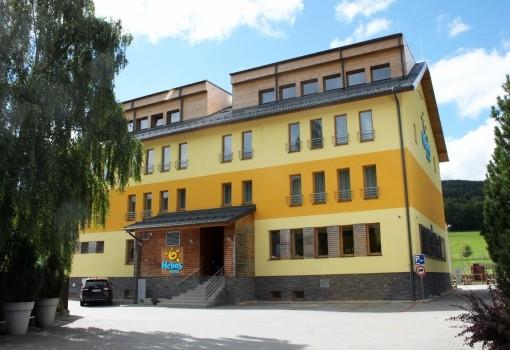 Wellness hotel Helios (Lipová-lázně)