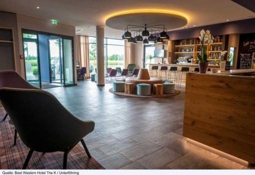 Best Western Hotel The K (Unterföhring)