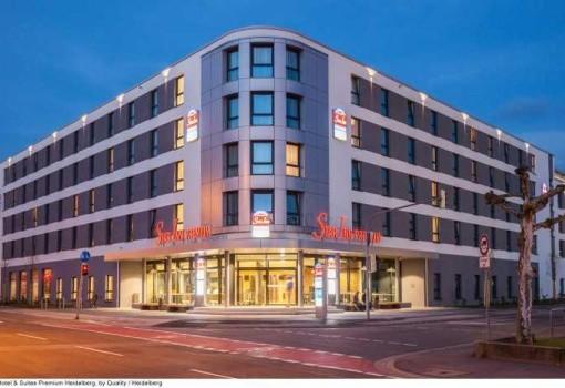 Star Inn & Suites Premium Heidelberg by Quality