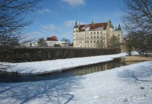Greenline am Schlosspark (Güstrow)