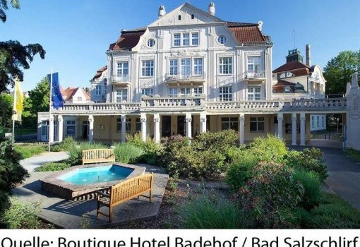 Boutique Badehof	(Bad Salzschlirf)