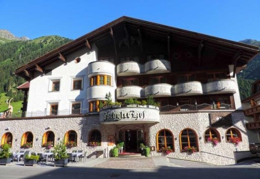 Alpenhotel Ischgler Hof