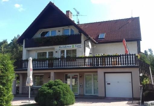 Rezidence Fami (Staré Splavy)