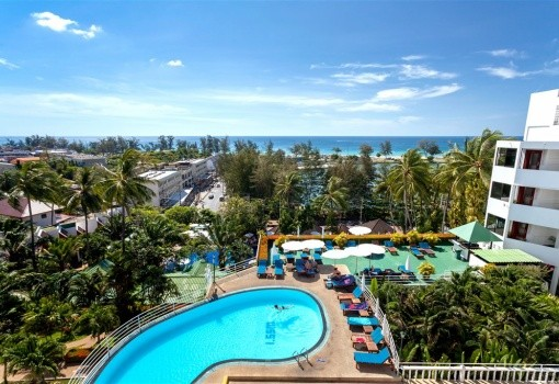 Best Western Phuket Ocean Resort
