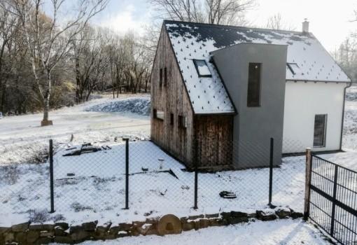 Rekreační dům Podlešanský mlýn (Lešany)