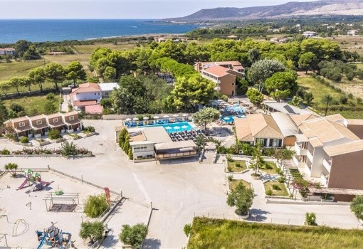 Ionian Resort Sea View (ex. Kunopetra Villas)