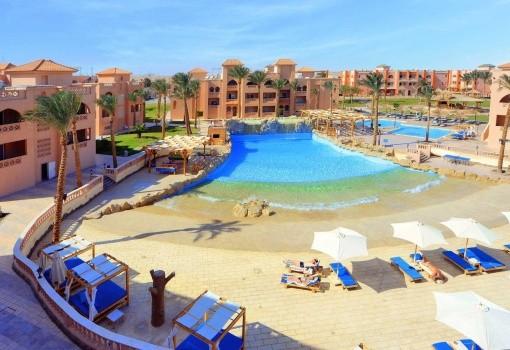 Pickalbatros Aqua Blu Resort Hurghada (ex Sea World)