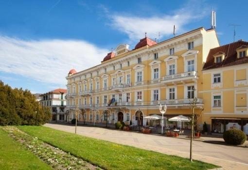Lázeňský hotel Savoy (Františkovy Lázně)