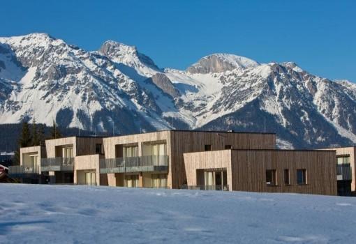Apartmány Alpenrock (Schladming)
