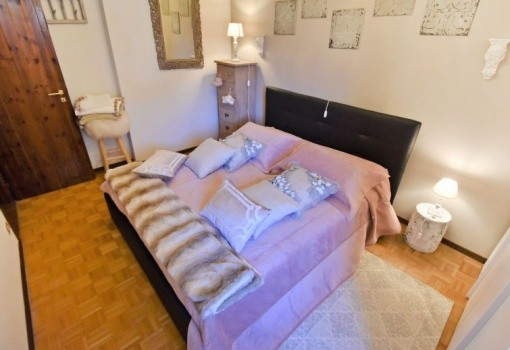 Apartmán Le Chateaux (Quart)