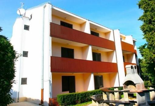 Apartmánový komplex Jadroagent