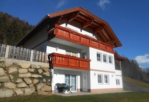 Apartmán Ferienwohnung Michaela (Mölltal / Ankogel)