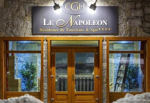 CGH Résidences & Spas Le Napoléon (Montgenèvre)